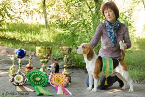 Jadore Su Charizma призы с выставок