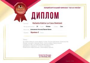 Китти-диплом